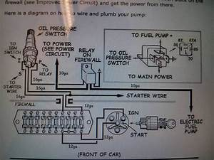 Corsa B  Fuel Pump Wiring