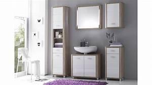 Bad Hochschrank Spiegel : spiegel vital mit rahmen in sonoma eiche und beleuchtung 60x70 ~ Frokenaadalensverden.com Haus und Dekorationen
