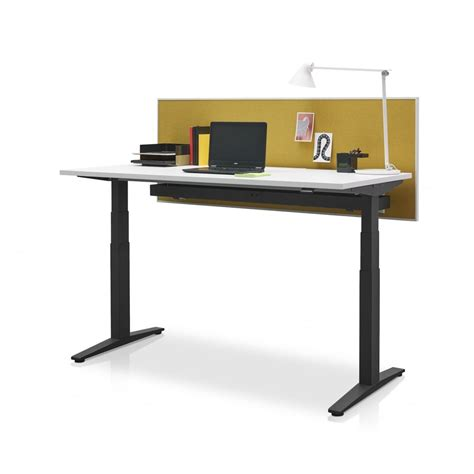sit stand desk base herman miller ratio sit stand desk