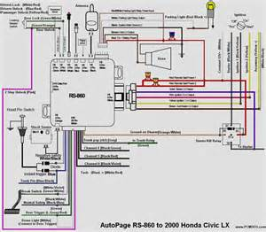 Honda Civic Wiring Diagram Stereo
