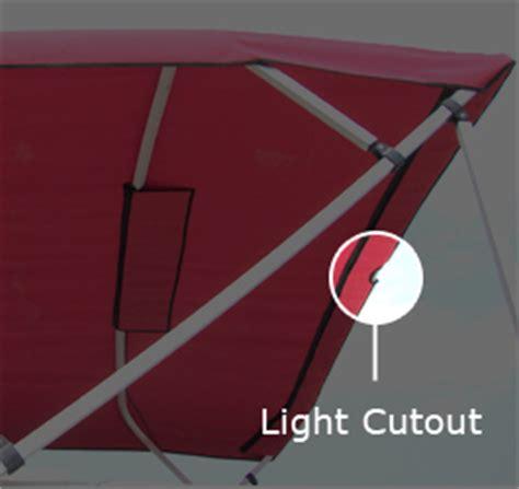 Pontoon Bimini Top Light by Bimini Top Cover Guide Coverquest
