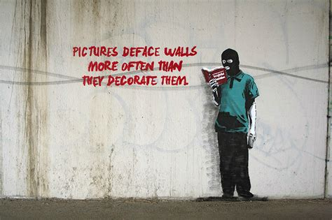 street art meets contemporary social media culture