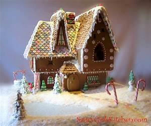 Gingerbread House pic for Christmas Cards | Great food ...