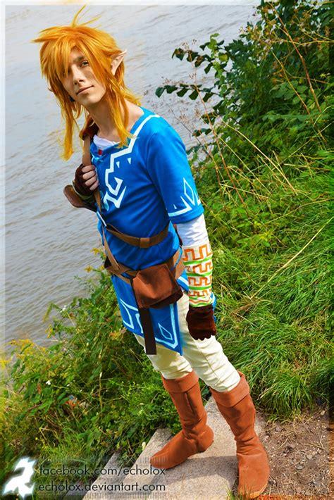 Cosplay Wednesday The Legend Of Zelda Breath Of The
