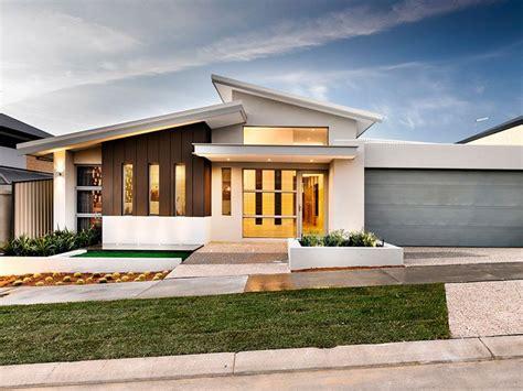 Single Storey Skillion Roof