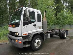 Gmc T8500  2001    Medium Trucks
