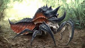 10 Terrifying PREHISTORIC BUGS And INSECTS - YouTube