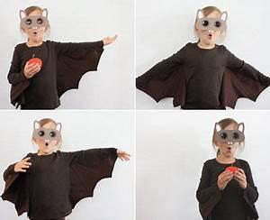 Grusel Kostüm Kinder : selbstgemachtes fledermaus kost m f r kinder halloween ~ Lizthompson.info Haus und Dekorationen