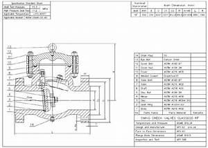 U7acb U6d3e U306a Swing Check Valve Diagram