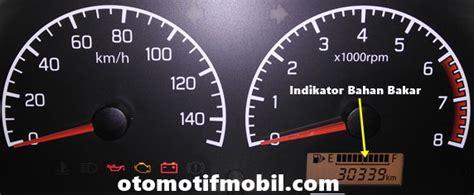 suzuki carry  indikator bensin full kedip kedip