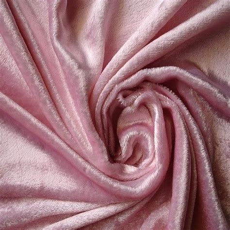 light pink velvet fabric yardage curtain fabric fashion