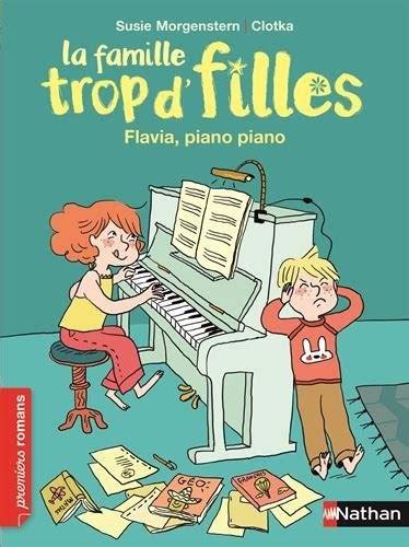 roman francais pour debutant  flavia piano piano