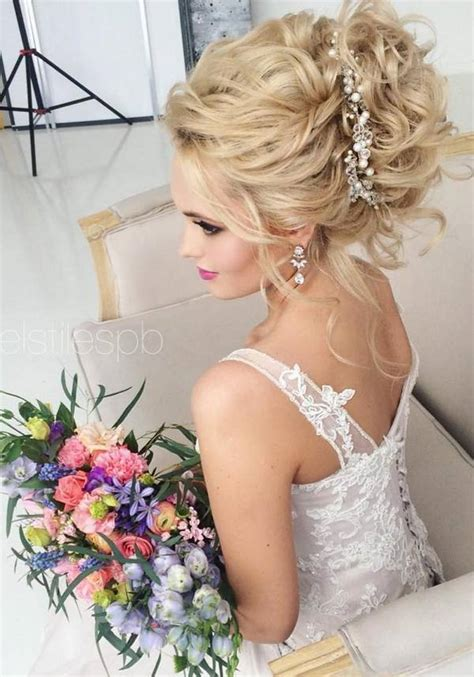 75 Chic Wedding Hair Updos For Elegant Brides Deer Pearl