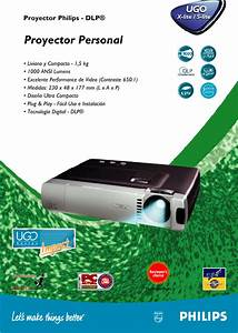 Philips Lc 5241  5231 Frente Lc5131 Pss Espcl
