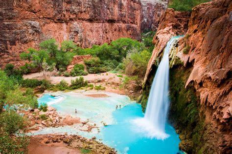 Havasu Falls The 14 Most Amazing Waterfalls In The World