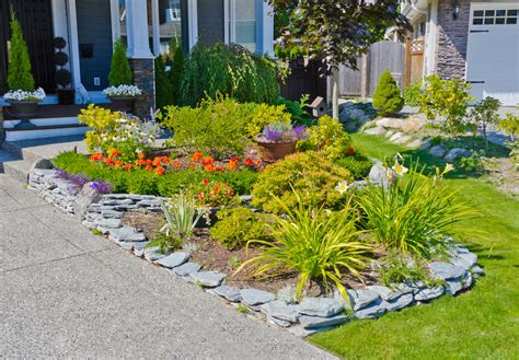 tips for starting a flower bed parsons rocks
