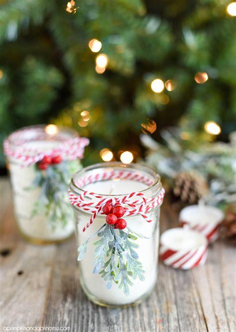mason jar christmas decorating ideas clean  scentsible