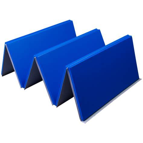 Gymnastics Floor Mats by Gymnastic Mats 6x12 Ft X 1 5 Inch V2 18 Oz Folding Mats