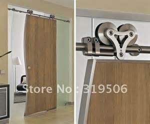 home hardware interior doors modern 304 stainless steel sliding barn door hardware for wood door interior door hardware free