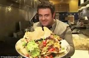 'I didn't like my doughy face': How Man v. Food's Adam ...