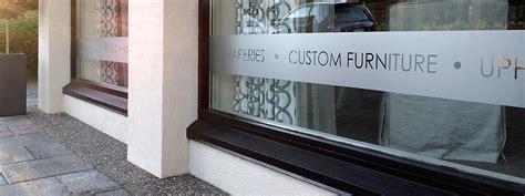 vancouver window graphics custom design decals wall