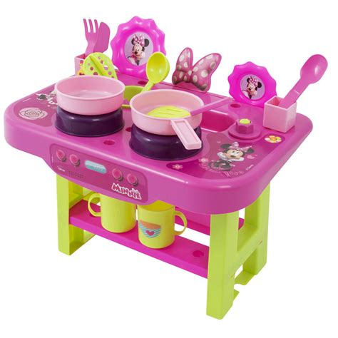 kitchen accessories suppliers my kitchen disney minnie mouse play set hob cooker 2152