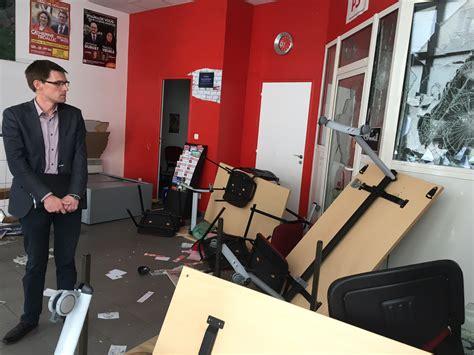bureau du shabbat contestation une trentaine de locaux du ps pris pour