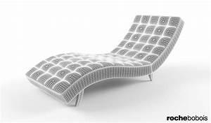 Roche Bobois Chaises : roche bobois dolce chaise lounge 3d model max ~ Melissatoandfro.com Idées de Décoration