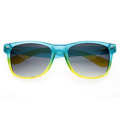 colorful sunglasses colorful wayfarer style sunglasses southern wisconsin