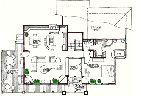 multi level floor plans contemporary multi level 16610gr architectural designs