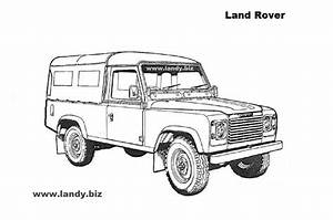4x4 coloring pages coloring pages With land rover 4x4