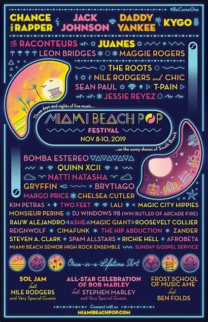 Festival Beach Pop Miami Lineup Rapper Johnson