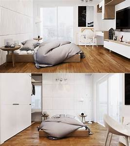 modern bedroom design ideas for rooms of any size With idee deco cuisine avec lit futon