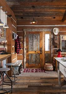 Rustic, Cabin, Whitefish, Mt