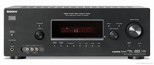 Sony Str-dg720 - Manual - Multi-channel Av Receiver