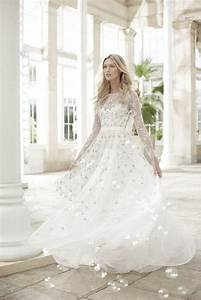 wonderfully romantic wedding dresses the needle thread With needle and thread wedding dress