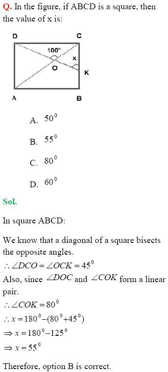 CBSE Class 9 Mathematics | Solved Practice Paper SA-II