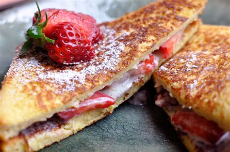 Easter Brunch Recipe Stuffed French Toast
