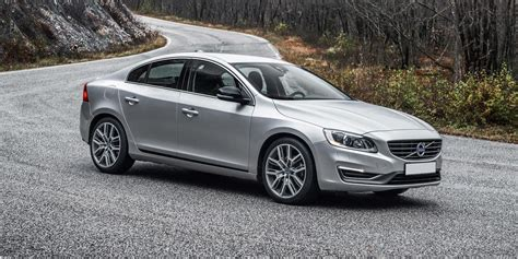 Review Volvo S60 by Volvo S60 Review Carwow