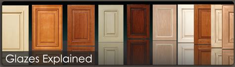 Kitchen Cabinets Refacing Ideas - learn all about glazes options for cabinet door and wood components walzcraft