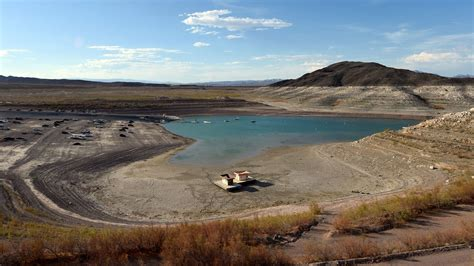 Water Levels In Lake Mead Reach Historic Low  The Weather