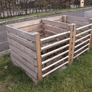 Komposter Holz Selber Bauen : die 25 besten ideen zu komposter auf pinterest ~ Articles-book.com Haus und Dekorationen