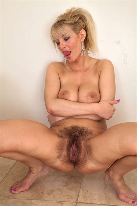 Spread Hairy Pussy Sorted Luscious