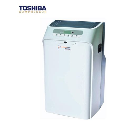 toshiba supercool portable air conditioner breathing space