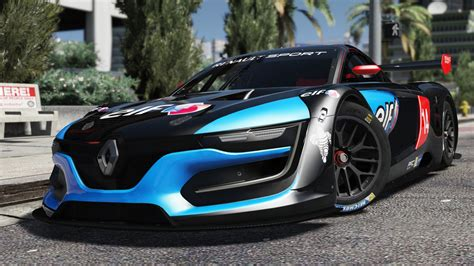 Renault Sport Rs [add-on / Replace
