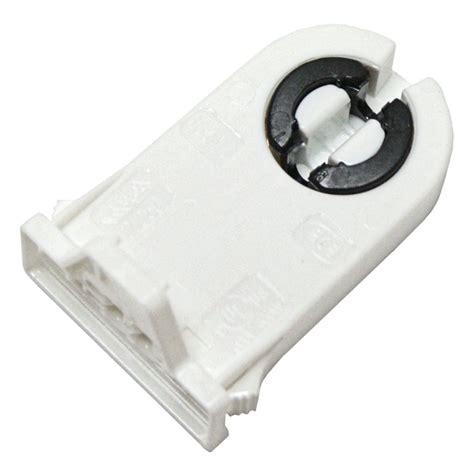 fluorescent light socket types general 00755 g13 medium bi pin fluorescent l holder