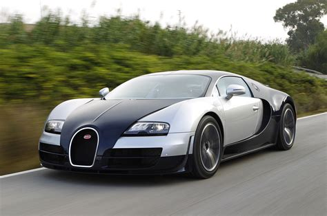 The car's wheelbase is 2,710 mm, overall length is 4,462 mm, width is 1,998 mm and height 1,204 mm. Bugatti Veyron Super Sport review | Autocar