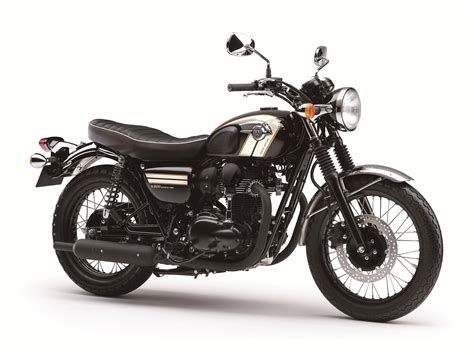 Review Kawasaki W800 by 2016 Kawasaki W800 Special Edition Review