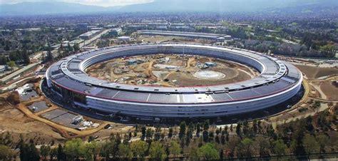 apple siege apple park le futur siège d 39 apple entre bientôt en