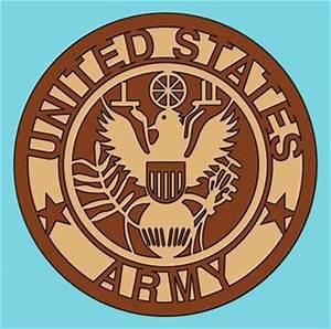 Army Insignia Scroll Saw Pattern – Scrollsaw com